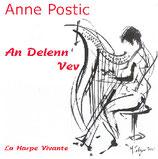 An Delenn Vev - La harpe vivante (CD)