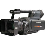 AG-HVX200 Camcorder - $145 per day / $435 per week / $1,450 per month