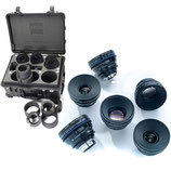 Zeiss Compact Prime CP.2 Lens Set $550 day / $1650 week  / $5500 per month