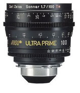 Ultra Prime 100mm T1.9 -$175 day /$525 week       / $1,750 per month