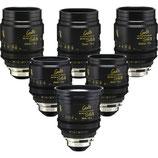Cooke s7/i Full Frame Lens Set- $1800 per day