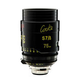 Cooke 75mm T2.0 S7/i Prime Lens $300 day / $900 week   / $3000 per month