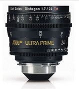 Ultra Prime 24mm T1.9 -$175 day /$525 week          / $1,750 per month
