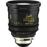 Cooke 18mm T2.8 Mini S4/i Lens $115 day / $345 week    / $1150 per month