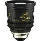 Cooke 18mm T2.8 Mini S4/i Lens- $115 per day