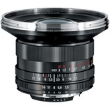 Zeiss 18mm F/3.5 ZF.2 Lens $40 day / $120 week  / $400 per month