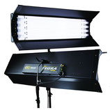 Kino Flo Tegra Dimmable 4' x 4 Light Fluorescant Light Fixture for Rent