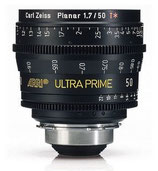 Ultra Prime 50mm T1.9 -$175 day /$525 week          / $1,750 per month