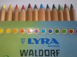 Lyra kleurreuzen Waldorf