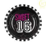 """Sweet 16"" borden"