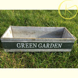 Green garden houten bak
