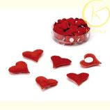 Decoratieve zelfklevende hartjes