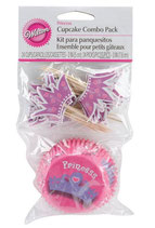 Cupcake Princess set