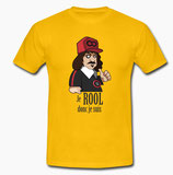 """T-shirt """"Je Rool donc je suis"""""""