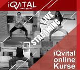 Die iQvital Online-Kurse: Dein WOCHENTRAINING zuhause