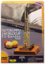 DVD: Outokumpu World Cup 2007 3-Bandes Sluiskil