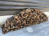 薪ストーブ用 自然乾燥の落葉樹ミックス薪 約40cm  約350kg/約1㎥ (配達料込み)