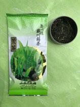 奥川根 藤川銘茶 荒茶 100g