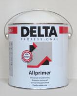 Delta Professional Allprimer 2,5 l tiefschwarz 9005 Universal-Grundierung