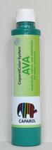 Caparol - AVA Amphibolin Vollton- und Abtönfarbe für außen und innen - Farbton grün 750ml