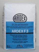 ARDEX - ARDEX F3 5kg Füll-, Fleck- und Flächenspachtel F3 von ARDEX