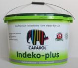CAPAROL Indeko-plus 12,5 l weiß - Caparol Farben - Indeko-plus - Die Premium-Innenfarbe von Caparol