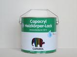 CAPAROL Capacryl Heizkörper-Lack 2,5 l weiß