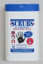 Scrubs® - Scrubs® Handreinigungstücher - Scrubs® Hand Cleaner Towels 15