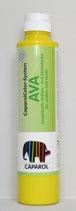 Caparol - AVA Amphibolin Vollton- und Abtönfarbe für außen und innen - Farbton grüngelb 750ml