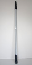techno teleskopstange aluminium 2x100cm verl ngerungsstiel. Black Bedroom Furniture Sets. Home Design Ideas