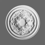 "Rosetten - ORAC DECOR® Luxxus Kollektion Rosette R52 Stuckrosette ""Nette"""