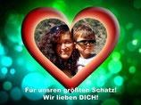 Liebe, Muttertag, Valentinstag Version 2