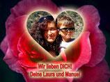 Liebe, Muttertag, Valentinstag Version 4
