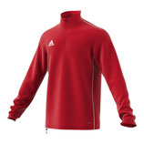 Adidas Core 18 Training Top - rot