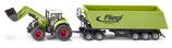 SIKU Traktor mit Frontlader + monkeyman-Kletterticket für ein Kind