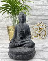 Buddha auf Lotus 18 cm