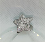 Sternenring Swarovski-Kristalle