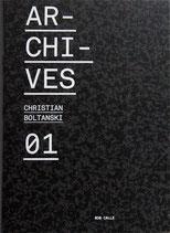 """""""ARCHIVES CHRISTIAN BOLTANSKI 01."""" - Bob Calle - Edition couverture cartonnée"""