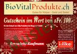 """Gutschein für i-like Produkte """"Weihnachten"""""""