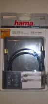 USB Kabel  A zu B