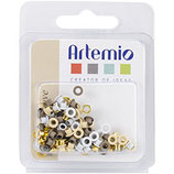 Mini Eyelets Love Artemio