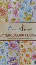 Watercolour florals