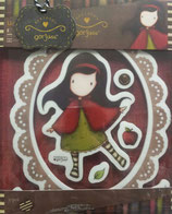 Urban  Stamps Gor 907111 Little Red
