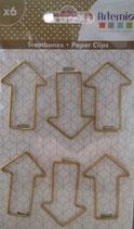 Paper Clips Freccia Artemio