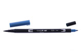 Pennarello Dual Brush Tombow col. 528 Navy Blue