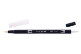 Pennarello Dual Brush Tombow col. N00 Blender