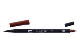 Pennarello Dual Brush Tombow col. 899 Redwood
