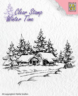 Wintery House WT002 Timbro Nellies