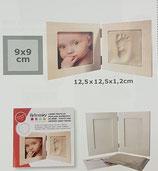 Kit Cornice con impronta 12x12 Artemio