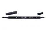 Pennarello Dual Brush Tombow col. N35 Cool Gray 12